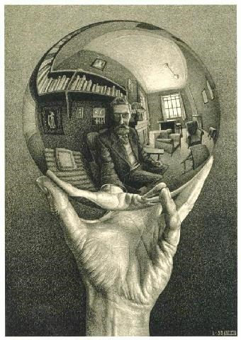 The GREAT Robbini looking into his Crystal Ball - The Boys Are Back blog 2013