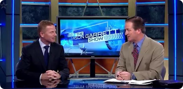 The Jason Garrett Show - Dallas Cowboys vs. Washington Redskins -  2013-2014 Dallas Cowboys schedule - NFL Dallas Cowboys schedule 2013 2014