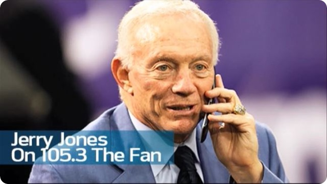The Jerry Jones Show - Final weekly show of the 2013 Dallas Cowboys season - Jason Garrett will NOT be fired