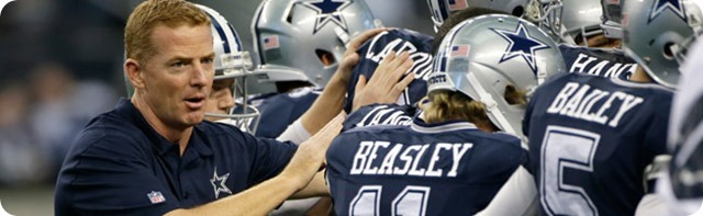 THINK THE BOYS ARE BACK - 2013-2014 Dallas Cowboys moving in the right direction