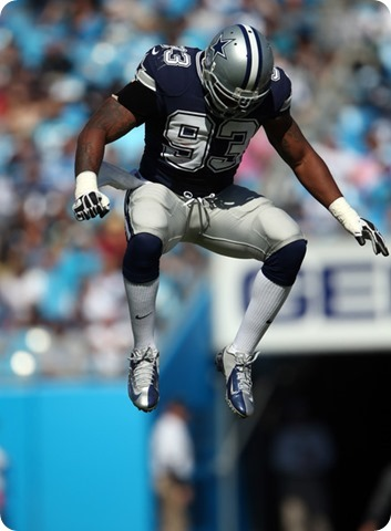 dallas cowboys linebacker anthony spencer now calling defense - the boys are back blog