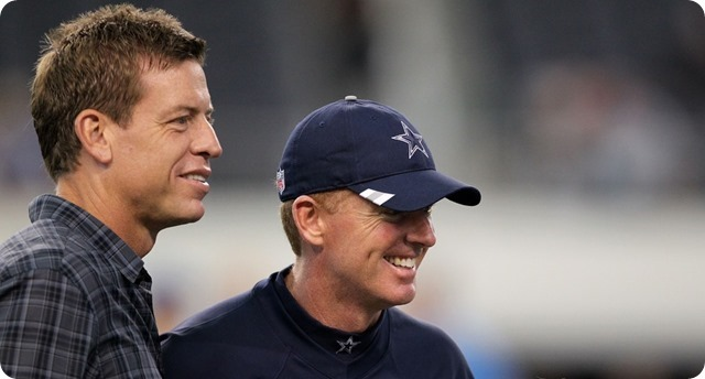 FLASHBACK 2005 - Troy Aikman's hand in Jason Garrett-Scott Linehan relationship - The Boys Are Back website 2014