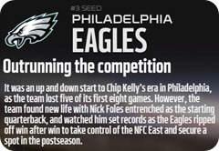 GAMEDAY RESOURCES - Philadephia Eagles - 2013 2014 NFL Playoffs 2013 2014 Wildcard Weekend