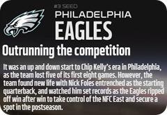 GAMEDAY RESOURCES - Philadephia Eagles - 2013 2014 NFL Playoffs 2013 2014 Wildcard Weekend
