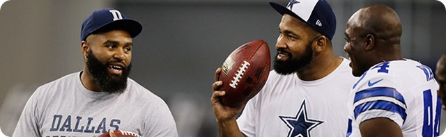 HURRY UP AND WAIT MODE - A slight chance for the Dallas Cowboys to keep last years promising D-linemen