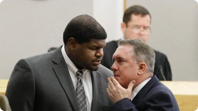 LAW AND ORDER - Dallas Cowboys testify in Josh Brent intoxication manslaughter trial Jerry Brown - Josh Brent Trial