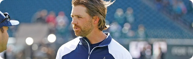 NFL COACHES CAROUSEL - Dallas Cowboys TE coach Wes Phillips joins Washington Redskins