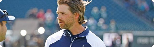 NFL COACHES CAROUSEL - Dallas Cowboys TE coach Wes Phillips joins Washington Redskins