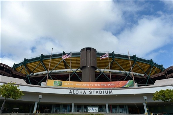 NFL Pro Bowl 2014 - New NFL All-Star game Aloha Stadium - New NFL Pro Bowl 2014 - 2014 NFL Pro Bowl - Team Sanders - Team Rice