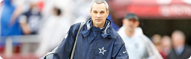 RIDING INTO THE SUNSET - Dallas Cowboys Special Teams assistant coach Chris Boniol moving on - Dallas Cowboys coaches