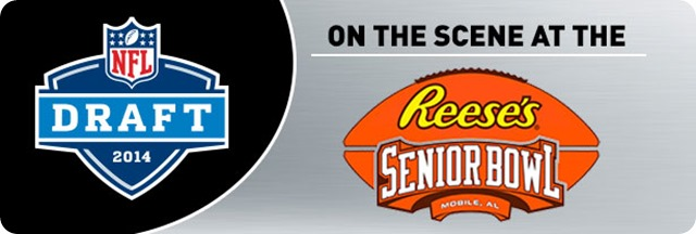 ROAD TO THE 2014 NFL DRAFT - Senior Bowl 2014 Calendar and Schedule