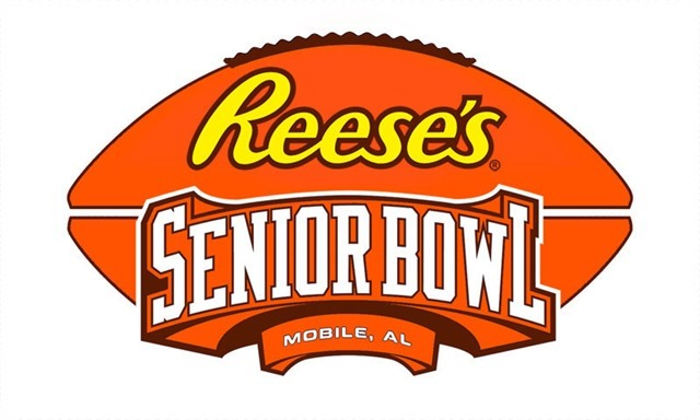 ROAD TO THE 2014 NFL DRAFT - Senior Bowl week begins today - Senior Bowl 2014 Calendar and Schedule - Senior Bowl logo button