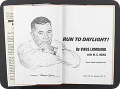 RUNNING FOR THE RING - NFL teams revert to smashmouth football in the postseason -  NFL playoffs 2013 2014 - Run to Daylight - Vince Lombardi