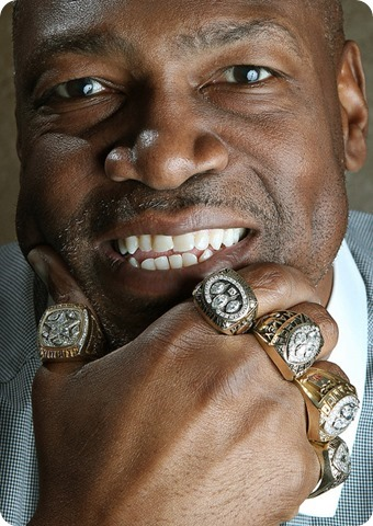 Charles Haley won't be included in NFL Hall of Fame Class of 2014 - The Boys Are Back