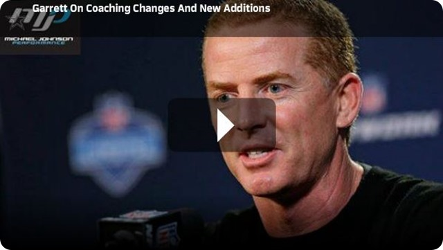 DALLAS COWBOYS COACHES ROSTER - Jason Garrett on new roles throughout his coaching staff - The Boys Are Back blog 2014
