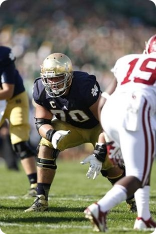 ROAD TO 2014 NFL DRAFT - Dallas Cowboys can't let an elite offensive lineman on their draft board slip past them - Zack Martin