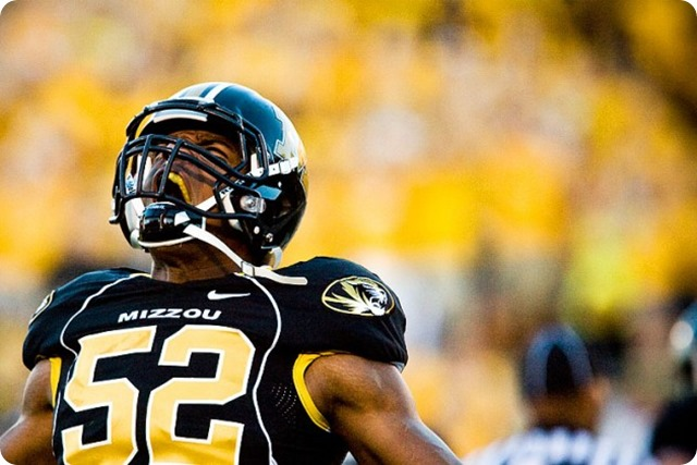 ROAD TO 2014 NFL DRAFT - Grading game film on Missouri DE OLB Michael Sam - 2014 NFL Dallas Cowboys Draft 2014