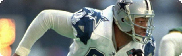 SACKED FOR FIFTH TIME - Dallas Cowboys living legend Charles Haley denied his induction into NFL Hall of Fame - The Boys Are Back 2014
