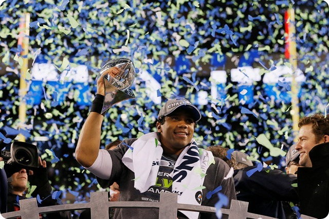 SUPER BOWL XLVIII RECAP - Seahawks victory has feeling of the young, brash 1990's Dallas Cowboys team