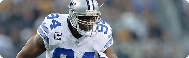 COWBOYS CALENDAR COUNTDOWN - 2014-2015 NFL season officially begins on March 11th - Tough decisions looming with Dallas' free agents - DeMarcus Ware