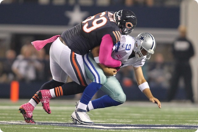 Dallas Cowboys agree to one-year deal with NFL Free Agent DT Henry Melton - Dallas Cowboys free agency 2014