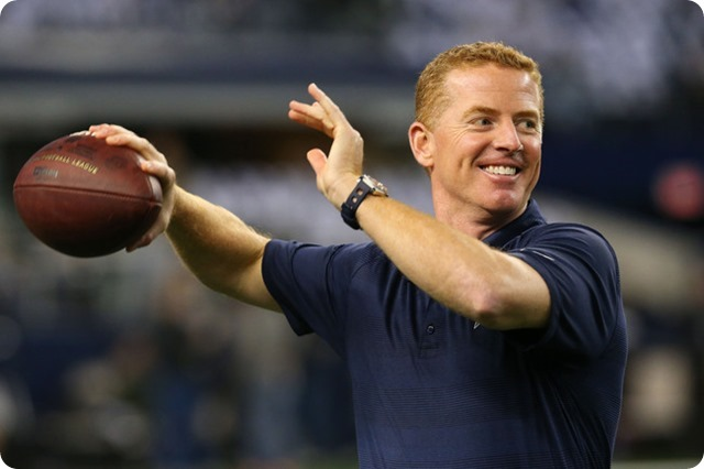 Dallas Cowboys Coaches - Head Coach Jason Garrett