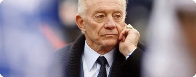 Jerry Jones, billionaire Dallas Cowboys owner, still uses flip phone - 2