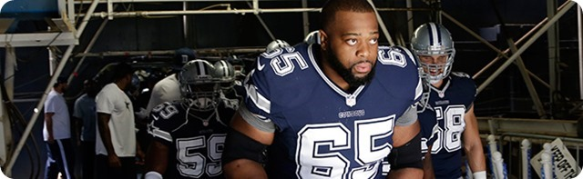 PLAYERS PERFORMANCE PAY - Dallas Cowboys left guard Ronald Leary ranks third for 2013 - The Boys Are Back website 2014