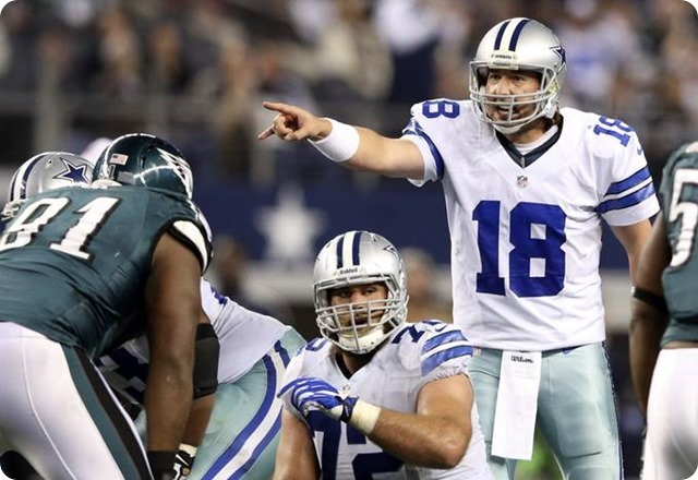 THE KYLE ORTON FACTOR - The offseason buzz (media boredom) around Valley Ranch concerning the 2014-2015 Dallas Cowboys backup QB questions