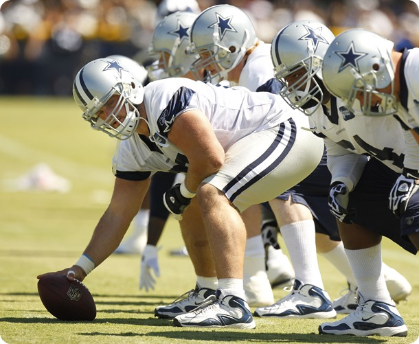 AROUND THE NFL - Former Dallas Cowboys center Phil Costa retires - Michael Ainsworth - The Boys Are Back website 2014