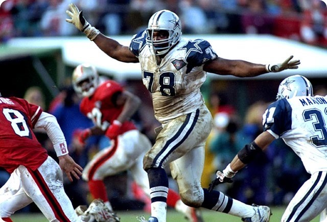 big cat - dallas cowboys leon lett - the boys are back blog