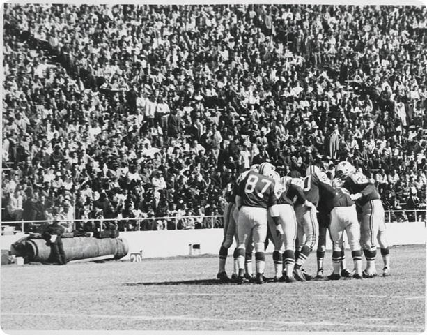 FIRST WIN - In September of 1961 the Dallas Cowboys defeated the Pittsburgh Steelers at the Cotton Bowl for their first ever franchise victory - Dallas Cowboys history