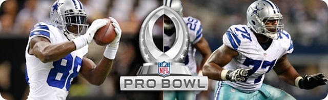HEADED TO HAWAII - Dez Bryant, Tyron Smith both named to NFL Pro Bowl for first time - Dallas Cowboys roster 2013 2014