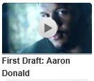 SITTIN' AT SWEET SIXTEEN - Dallas Cowboys first-round NFL Draft Prospect Aaron Donald - NFL Draft 2014 - Video