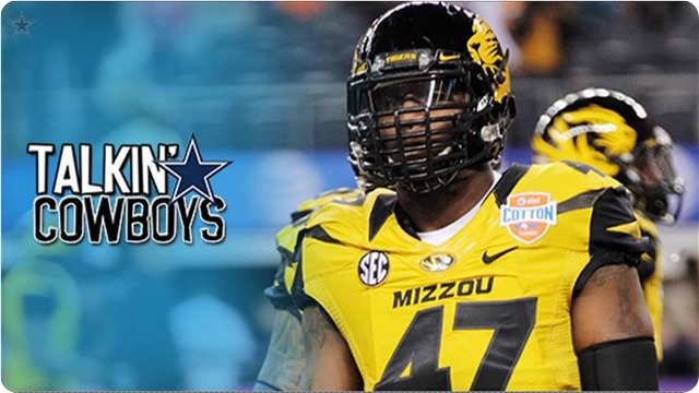 SITTIN' AT SWEET SIXTEEN - Dallas Cowboys first-round NFL Draft Prospect Kony Ealy - NFL Draft 2014 - making the case Video