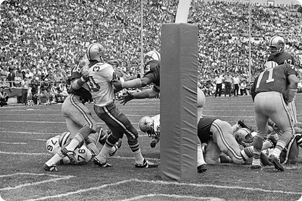 The 1968 Dallas Cowboys qualified for the playoffs for the fourth consecutive season - Dallas Cowboys history