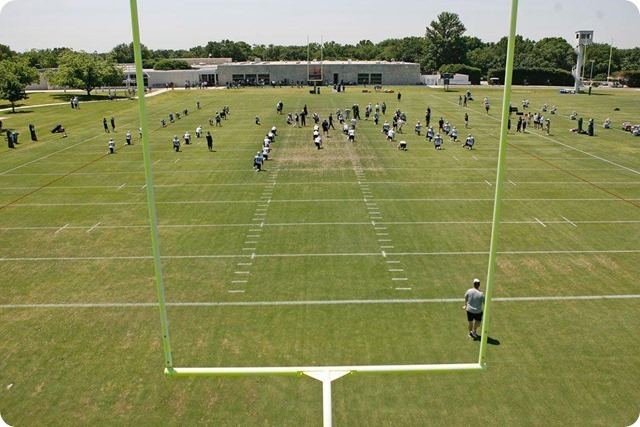 2014 MINICAMP WRAP-UP - Dallas Cowboys rookie defensive linemen stand out - Aspiring offensive players to watch