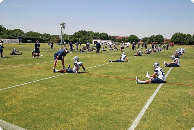 2014 MINICAMP WRAP-UP - Dallas Cowboys rookie defensive linemen stand out - Aspiring offensive players to watch - e