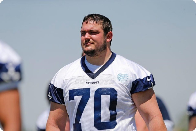 2014 MINICAMP WRAP-UP - Dallas Cowboys rookie defensive linemen stand out - Aspiring offensive players to watch - Zack Martin