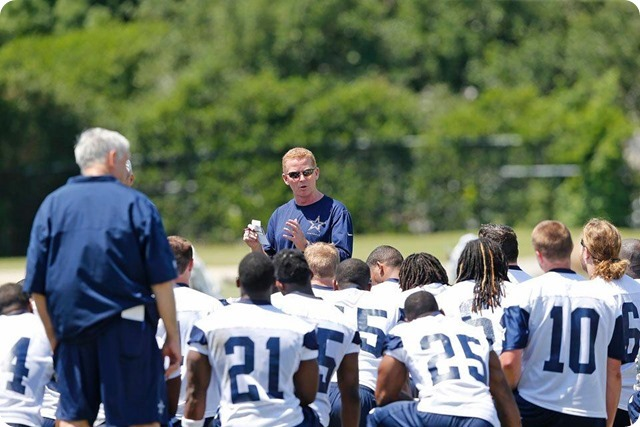 2014 MINICAMP WRAP-UP - Dallas Cowboys rookie defensive linemen stand out - Aspiring offensive players to watch - f