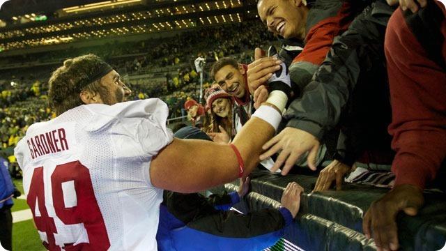 Ben Gardner - Stanford - DE - Dallas Cowboys Draft 2014 - 7th round NFL Draft 2014