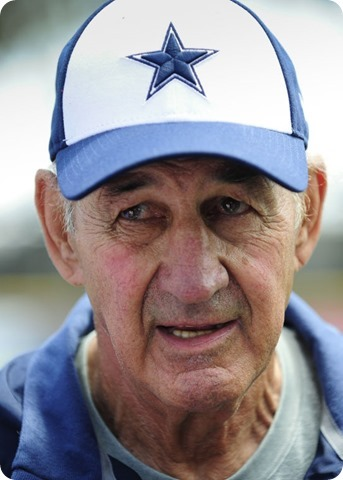 CHANGING OF THE GUARD - Monte Kiffin's role has changed, but the Dallas Cowboys defense is in good hands - 2014 Dallas Cowboys coaching staff b