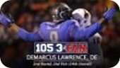 Demarcus Lawrence's First Interview As A Cowboy