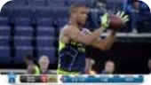 Devin Street WR, Pittsburgh Combine Workout