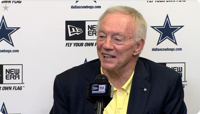 KEEPIN UP WITH THE JONES - Dallas Cowboys pre-draft press conference with Jason Garrett Jerry Jones Stephen Jones - NFL Draft 2014