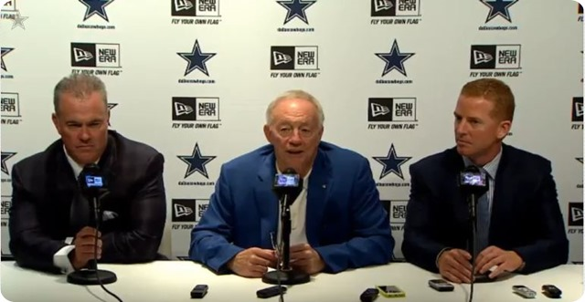 POST-DRAFT PRESS CONFERENCE - Demarcus Lawrence will help Dallas Cowboys bolster defensive trenches - Secret Call from War Room - 2nd round NFL Draft 2014 presser