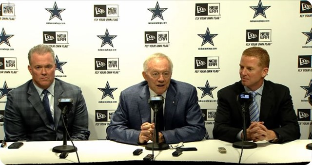 POST-DRAFT PRESS CONFERENCE - Zack Martin will help Dallas Cowboys bolster offensive trenches - Secret Call from War Room - 1st round NFL Draft 2014 presser