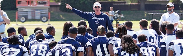 Scouting report on Dallas Cowboys first minicamp practice - The Boys Are Back website 2014