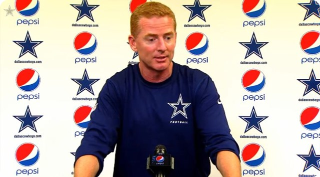 THE BOYS ARE BACK - Day Two - Watch Jason Garrett's Press Conference - Second impressions of aspiring 2014 Dallas Cowboys - Dallas Cowboys rookie scouting report