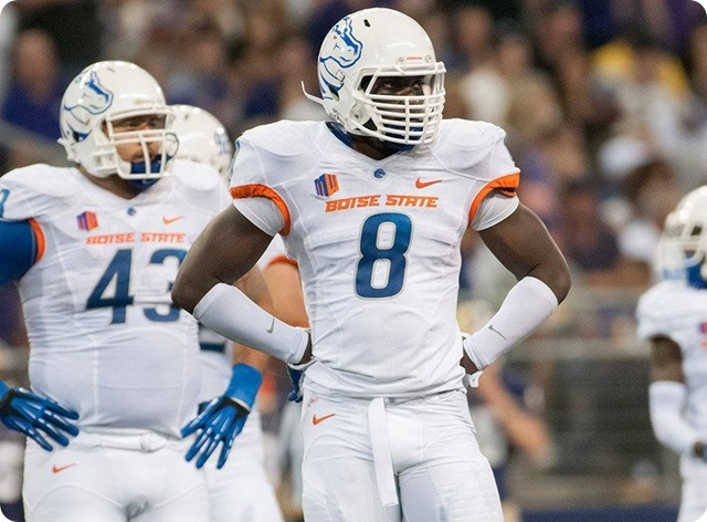 THE COW-BOISE ARE BACK - Dallas Cowboys trade up and rope sack-artist DE DeMarcus Lawrence - NFL Draft 2014 - 2nd Round - The Boys Are Back blog website